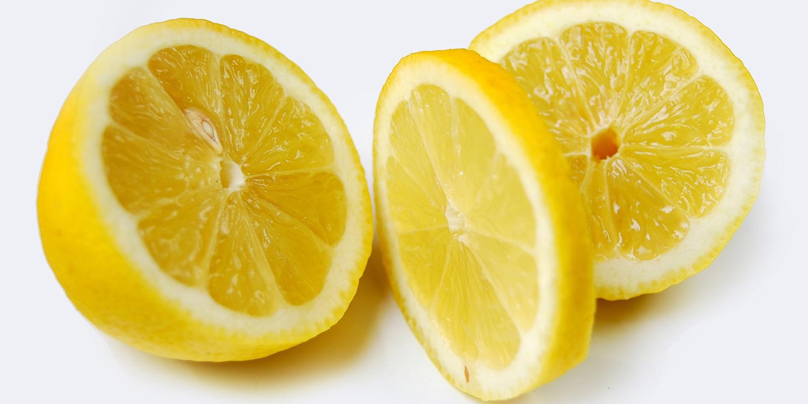 Citroner mot Torra armbågar