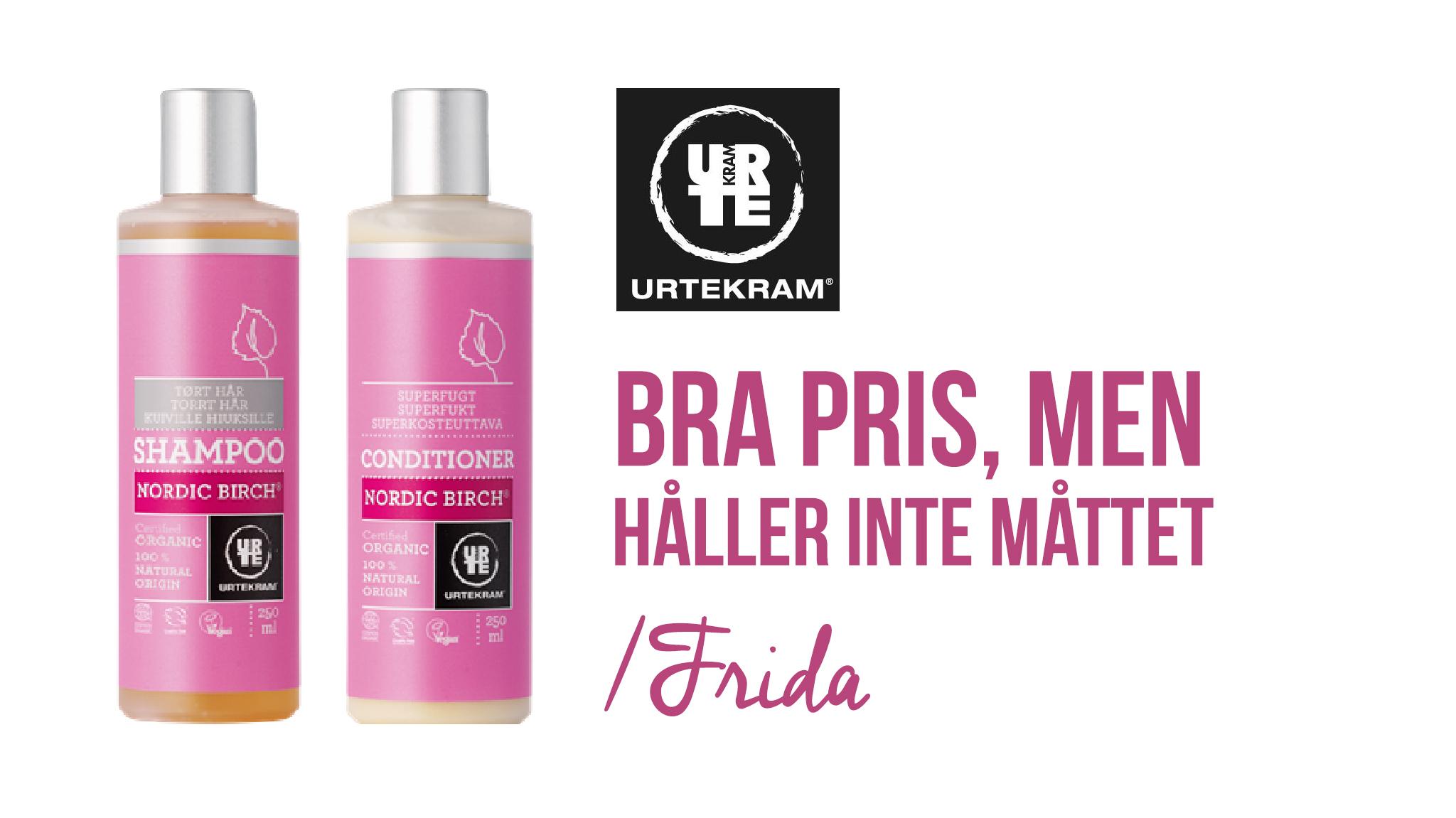 Nordic Birch Urtekram