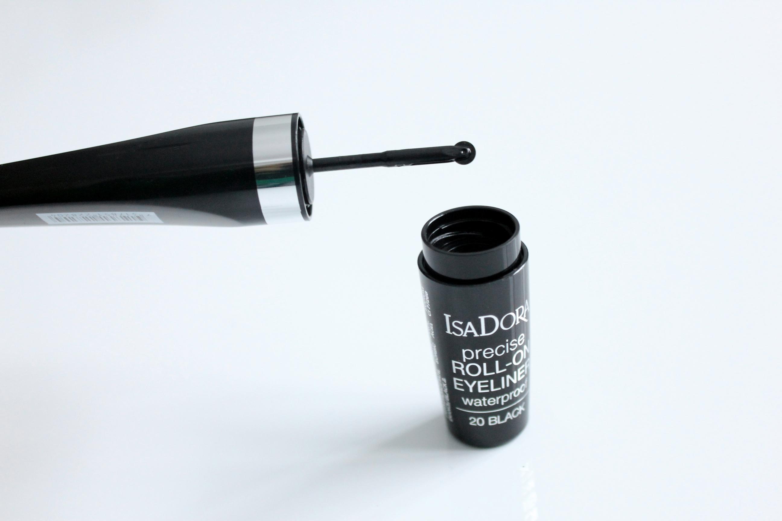 Isadora Precise Roll-On Eyeliner Waterproof